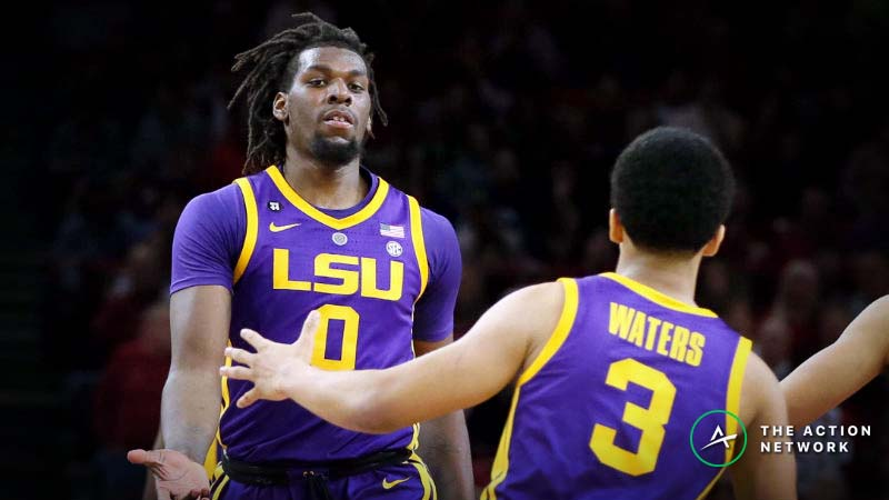 Wednesday College Basketball Betting Previews: LSU-Georgia