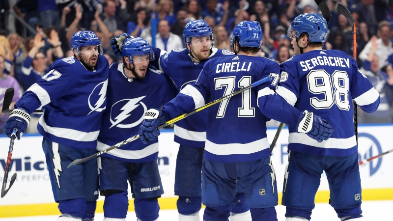 Hockey Stanley Cup 2020.2020 Stanley Cup Odds Tampa Bay Lightning Are Betting