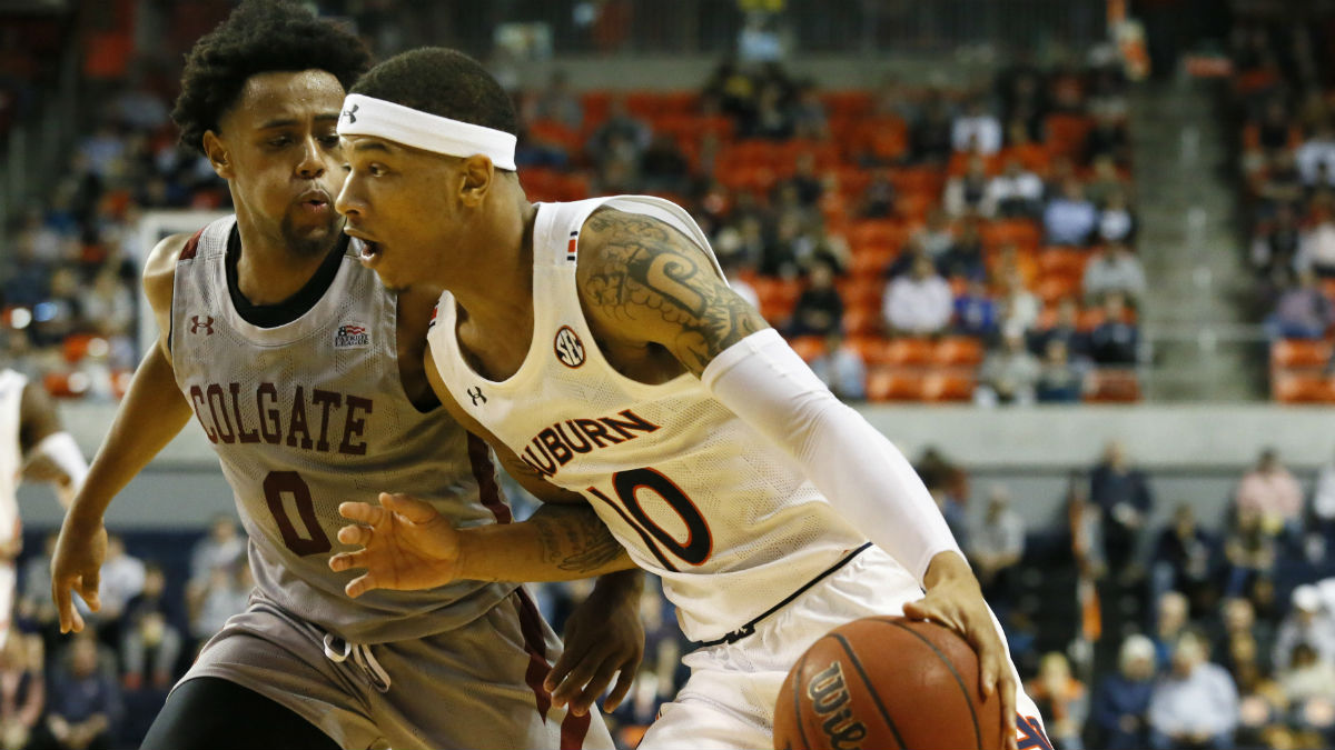 Thursday College Basketball Betting Odds Picks Auburn Vs