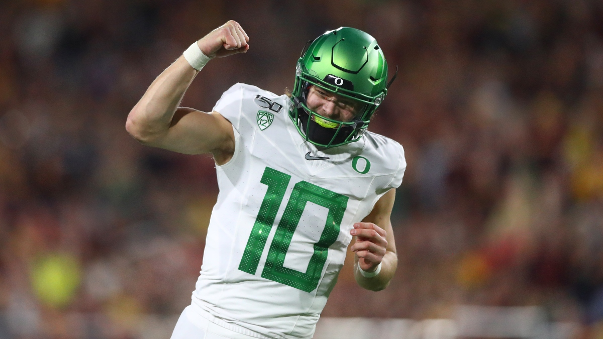 Projected Bowl Games 2020.2020 Rose Bowl Odds Oregon Vs Wisconsin Spread Over Under