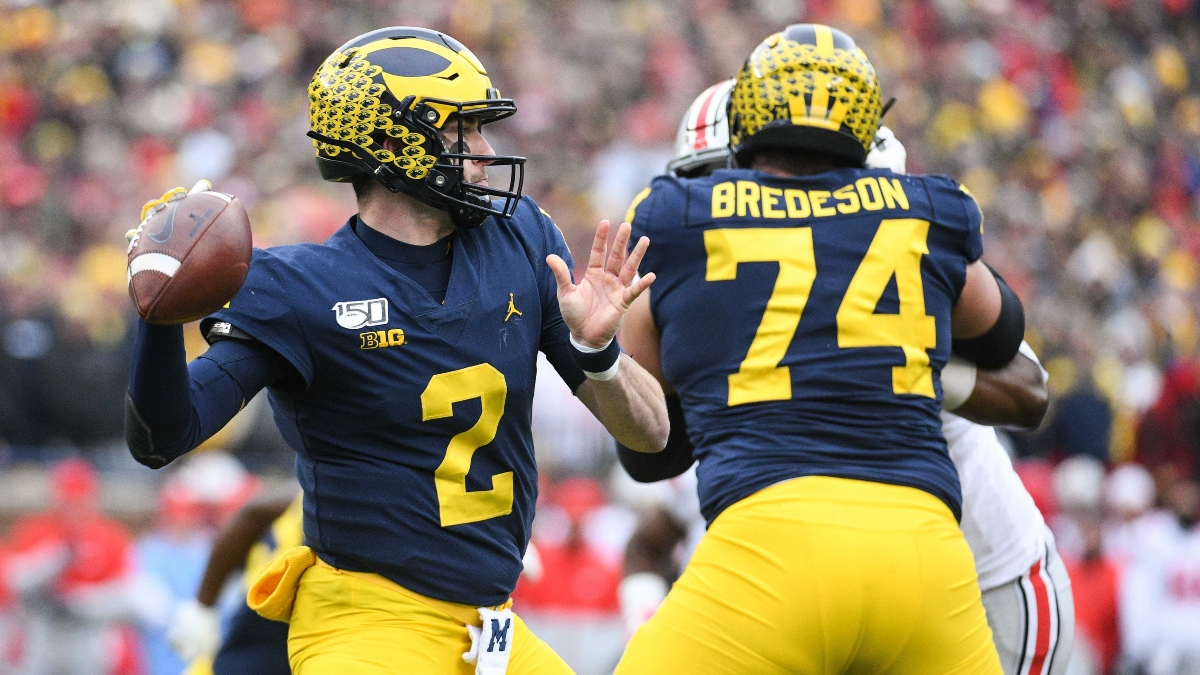 2020 19 Ncaa Football Bowl Games.2020 Citrus Bowl Odds Michigan Vs Alabama Spread Over