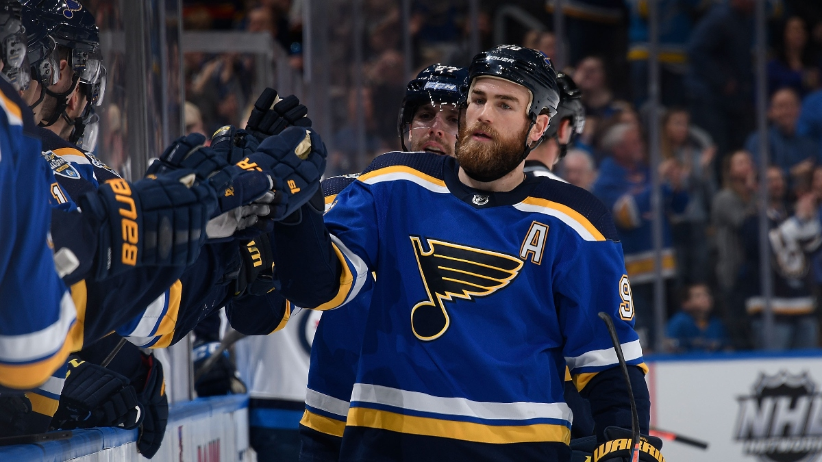 st louis blues schedule 2020